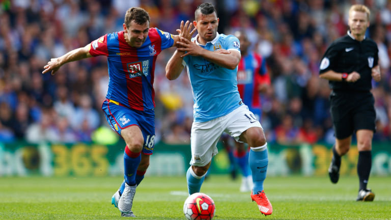 Link Sopcast, Acestream Man City - Crystal Palace