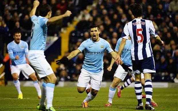 Link sopcast, acestream Man City vs West Brom 17/5/2017